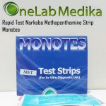 Rapid test Narkoba Methapenthamine Strip Monotes