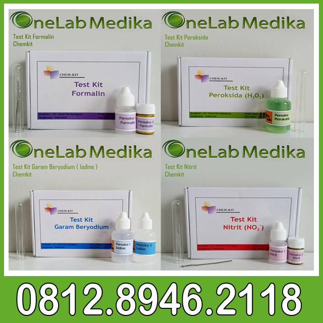 Test Kit Mutu Pangan | Chemkit