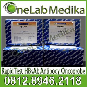 Rapid Test HBsAb Antibody Oncoprobe