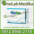 Rapid Test RightSign Syphilis Device