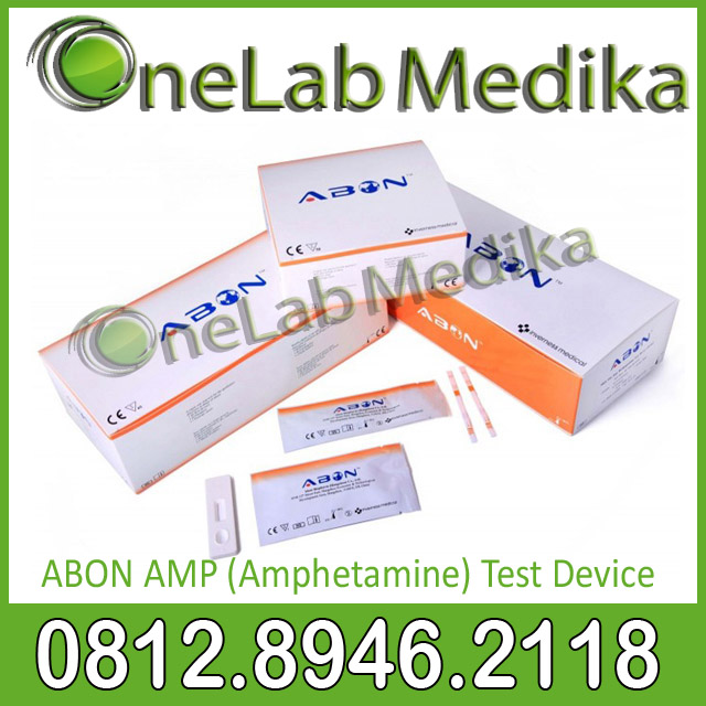 ABON AMP (Amphetamine) Test Device