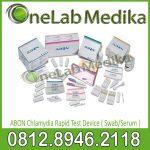 ABON Chlamydia Rapid Test Device ( Swab Serum )