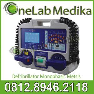 Defribrillator Monophasic Metsis