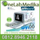 USG 2 Dimensi Khusus Bidan Winsound Win 66 Obstetric