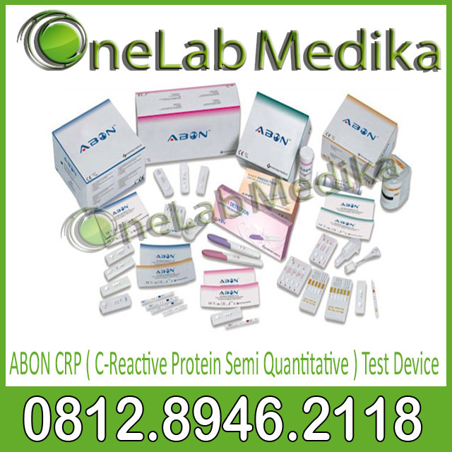ABON CRP ( C-Reactive Protein Semi Quantitative ) Test Device
