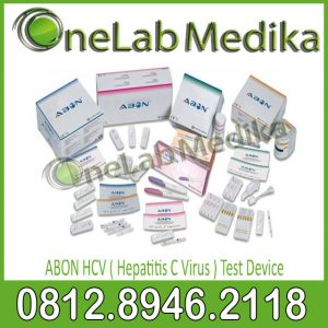 ABON HCV ( Hepatitis C Virus ) Test Strip