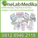 ABON HCV ( Hepatitis C Virus ) Test Device