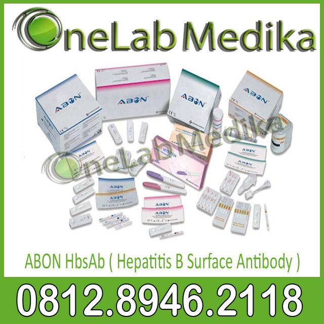 ABON HbsAb ( Hepatitis B Surface Antibody )