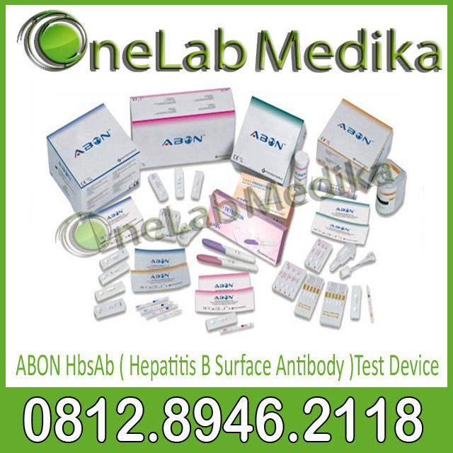 ABON HbsAb ( Hepatitis B Surface Antibody )Test Device