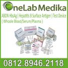 ABON HbsAg ( Hepatitis B Surface Antigen ) Test Device Whoole Blood