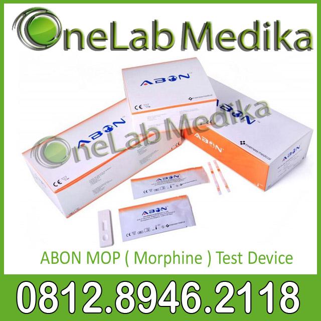 ABON MOP ( Morphine ) Test Device