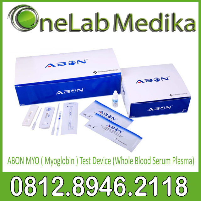ABON MYO ( Myoglobin ) Test Device (Whole Blood Serum Plasma)