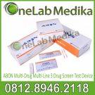 ABON Multi Drug Multi Line 3 Drug Screen Test Device