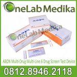 ABON Multi Drug Multi Line 6 Drug Screen Test Device
