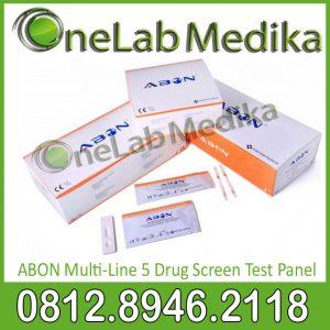 ABON Multi-Line 5 Drug Screen Test Panel