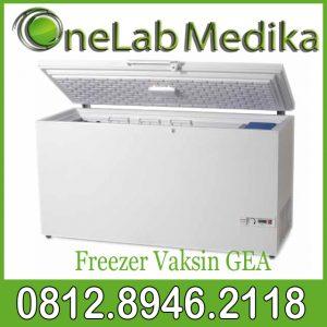 Freezer Vaksin GEA