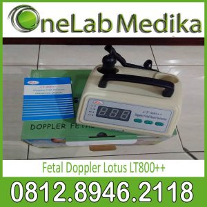 Fetal Doppler Lotus LT800++