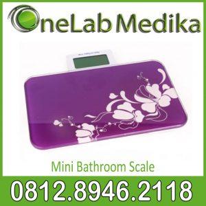 Mini Bathroom Scale ( Mini Personal Scale )