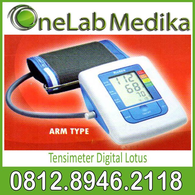 tensimeter-digital-lotus