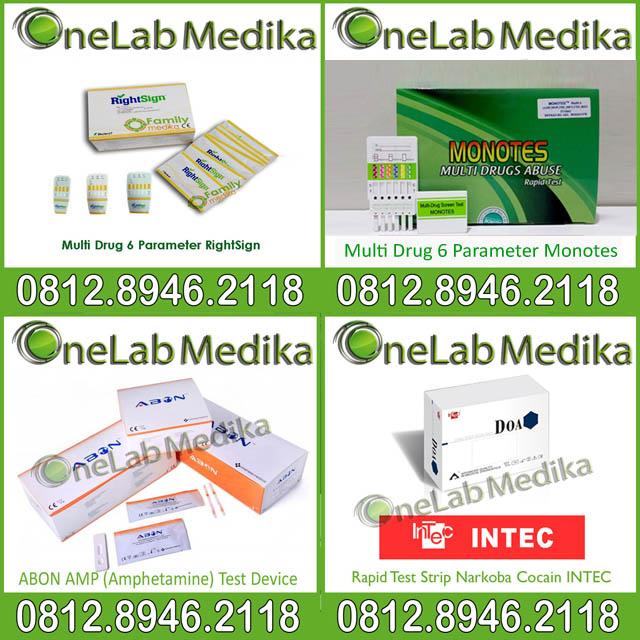 Jual Rapid Test Narkoba 6 Parameter