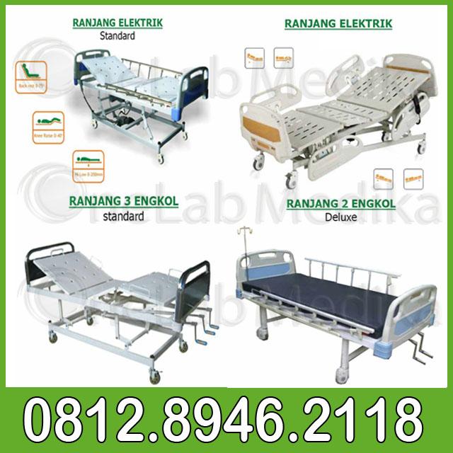 Jual Ranjang Pasien Rumah Sakit