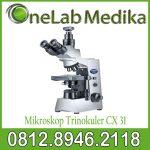Mikroskop Olympus Trinokuler CX 31