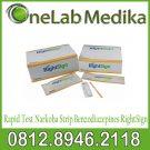 Rapid Test Narkoba Strip Benzodiazepines RightSign
