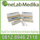 Rapid Test Narkoba Strip Methadone RightSign