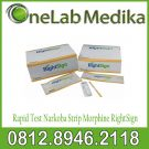 Rapid Test Narkoba Strip Morphine RightSign