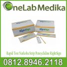 Rapid Test Narkoba Strip Pencyclidine RightSign
