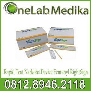 Rapid Test Narkoba Device Fentanyl RightSign