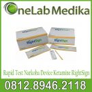 Rapid Test Narkoba Device Ketamine RightSign