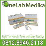 Rapid Test Narkoba Device Methadone RightSign