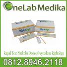 Rapid Test Narkoba Device Oxycodone RightSign