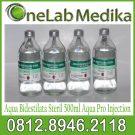 Aqua Bidestilata Steril 500ml Aqua Pro Injection