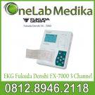 EKG Fukuda Denshi FX-7000 3 Channel