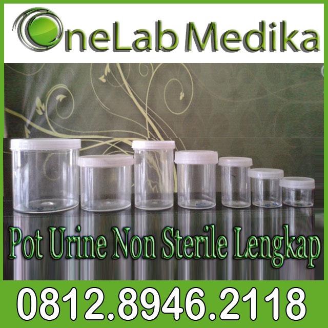 Pot Urine Non Sterile Lengkap