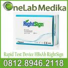 Rapid Test Device HBsAb RightSign