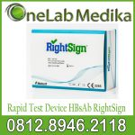 Rapid Test Device HBsAb RightSign