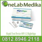 Rapid Test Device HIV 1/2 RightSign