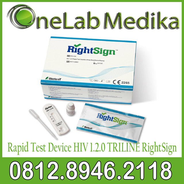 Rapid Test Device HIV 1.2.0