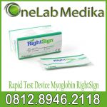 Rapid Test Device Myoglobin RightSign