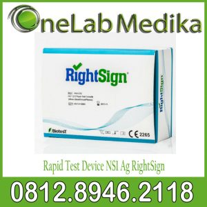 Rapid Test Device NS1 Ag RightSign