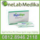 Rapid Test Device PSA ( Prostate Specific Antigen ) RightSign