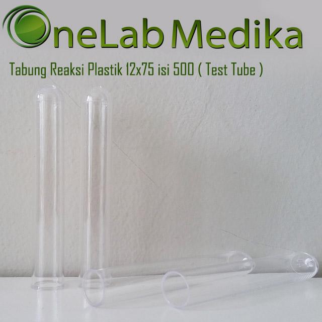 Jual Tabung Reaksi 12x75 Plastik