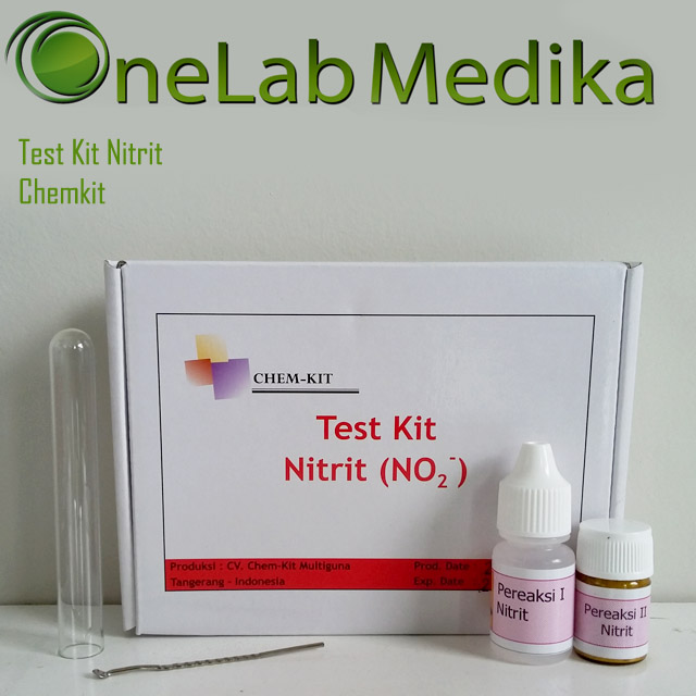 Test Kit Nitrit Chemkit Tangerang Selatan