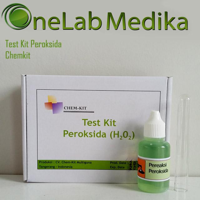 Test Kit Peroksida Chemkit Tangerang Selatan