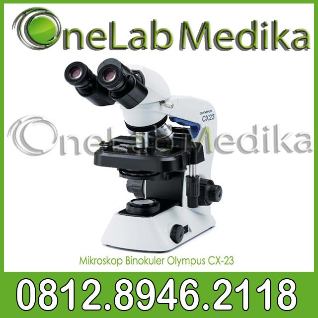 Jual Mikroskop Mikroskop Binokuler LED Olympus CX 23 Binokuler CX 23