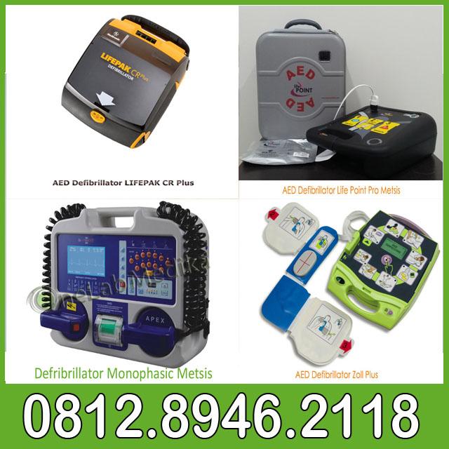 AED Defibrillator Cilegon