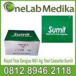 Rapid Test Dengue NS1 Ag Test Cassette Sumit Serpong
